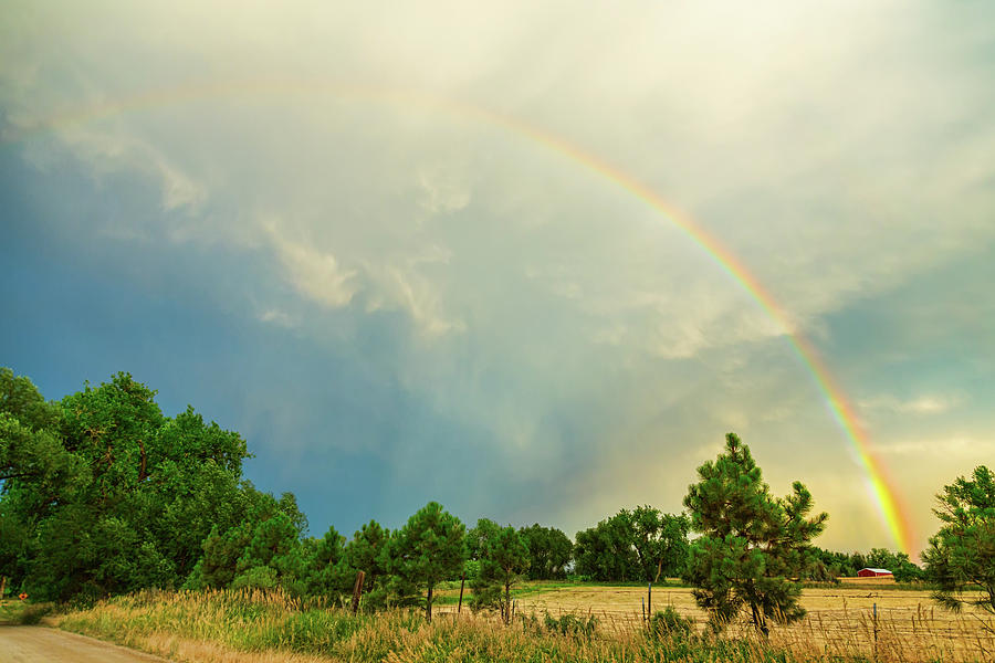 Just Another Colorado Rainbow Photograph