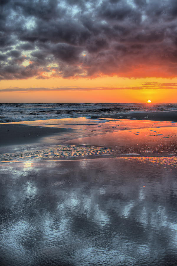 Just Another South Baldwin Sunset by JC Findley