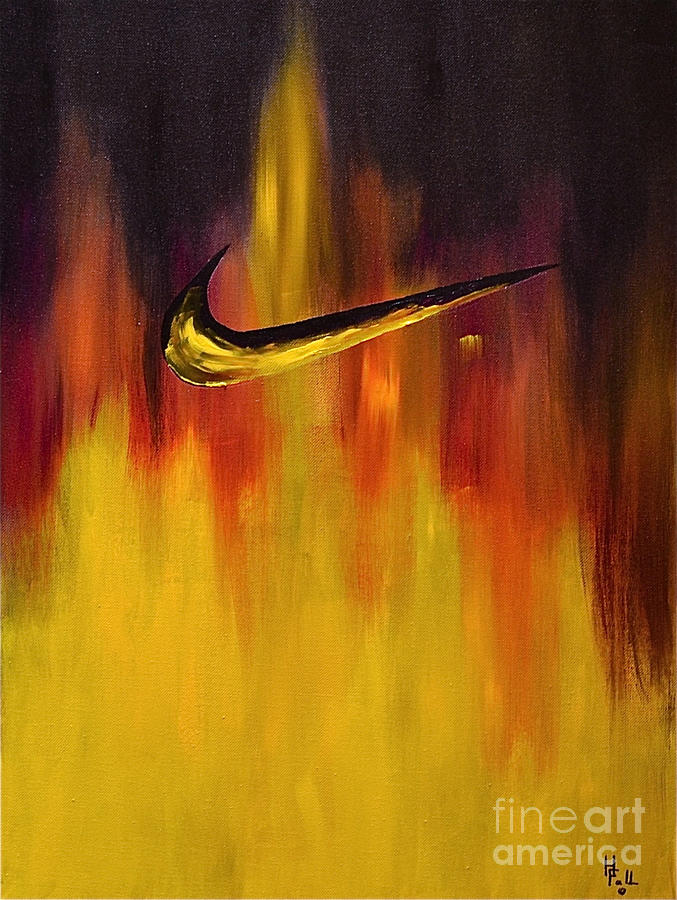 Just Do It Painting