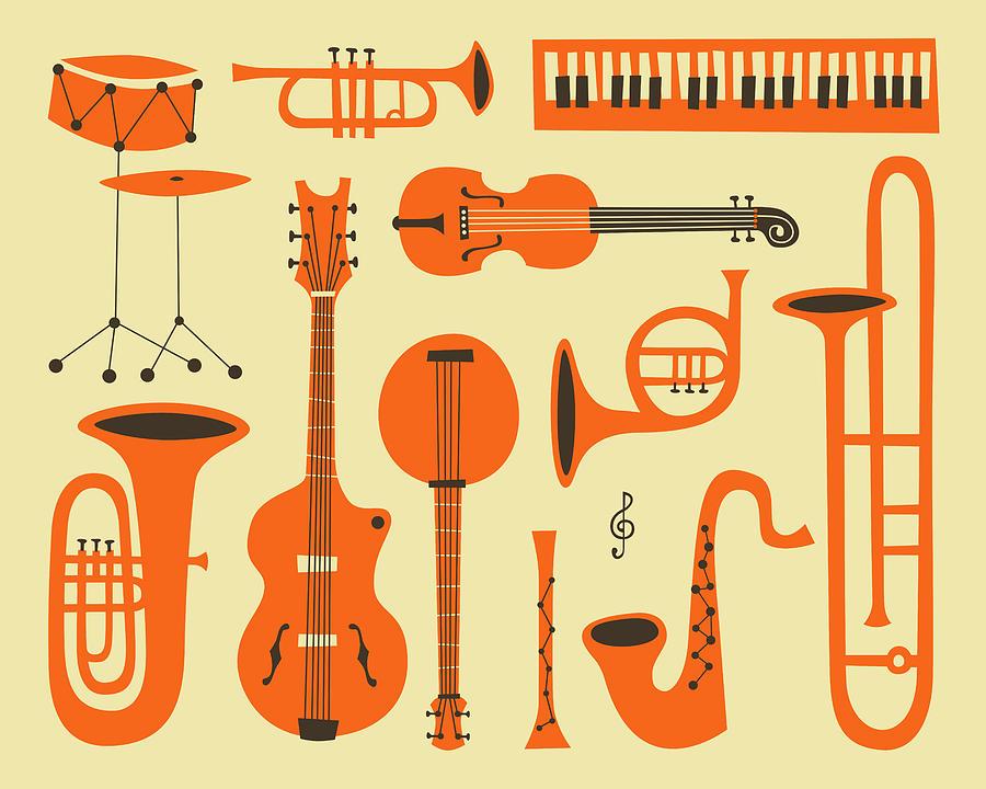 Just Jazz Digital Art by Jazzberry Blue