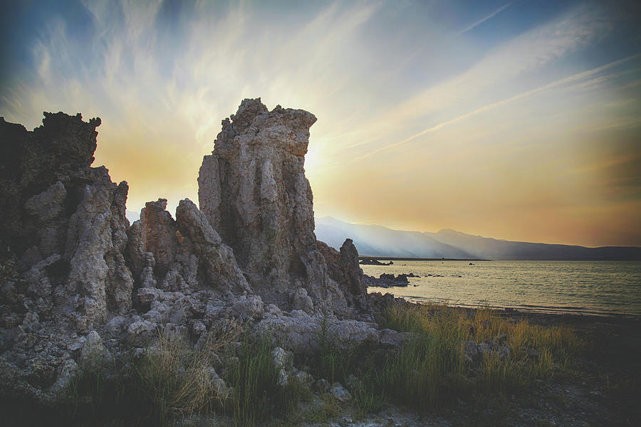 Mono Lake Photograph - Just Reach For Me by Laurie Search