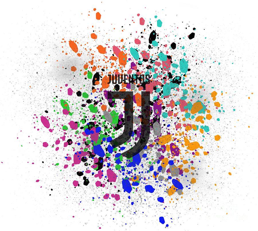 Juventus Digital Art - Juventus by Yanto Nuzu