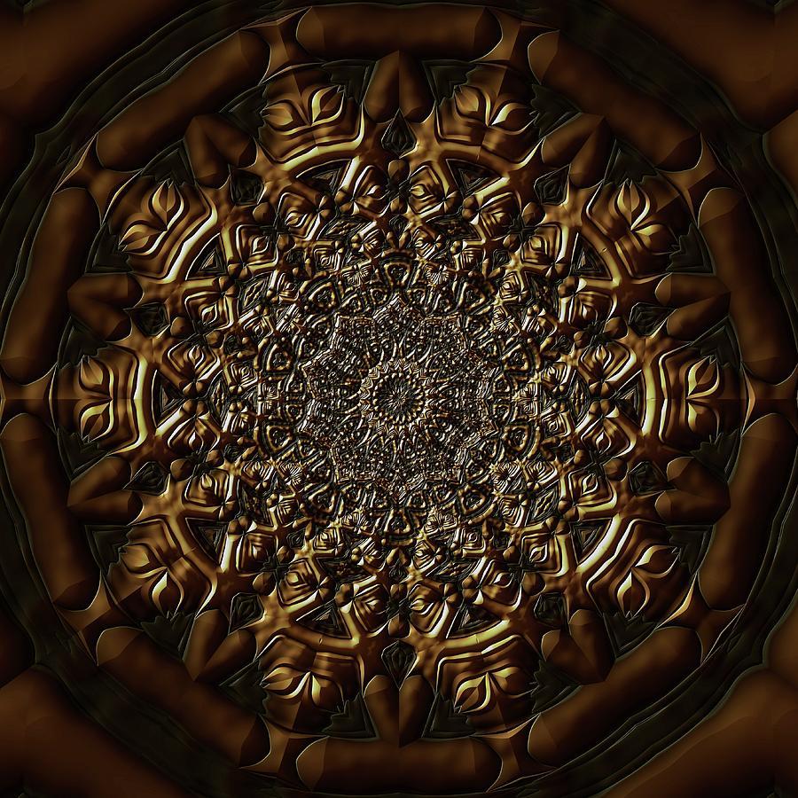 Light Digital Art - Jyoti Ahau 209 by Robert Thalmeier