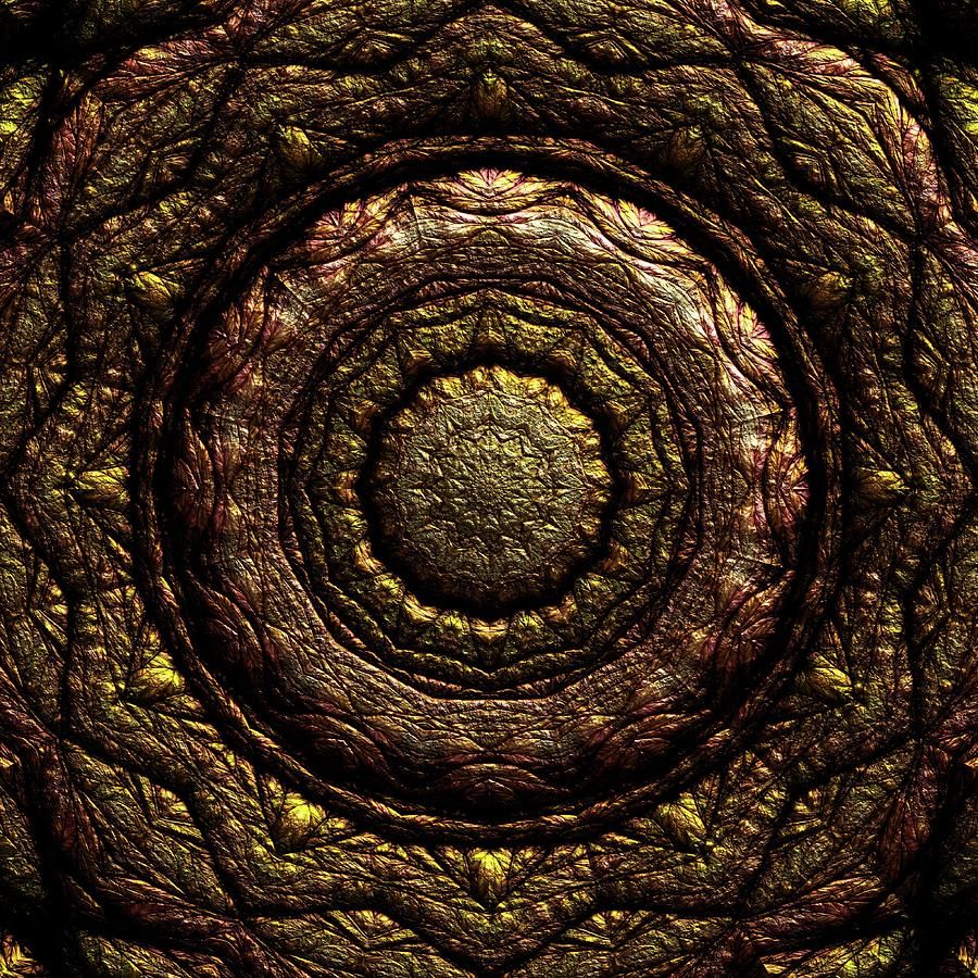 Light Digital Art - Jyoti Ahau 221 by Robert Thalmeier