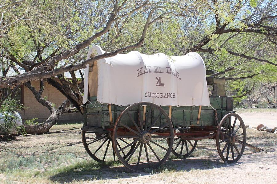 K L Bar Wagon by Dody Rogers