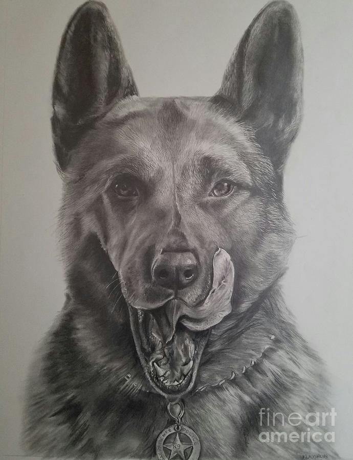 K9  by Kathy Laughlin