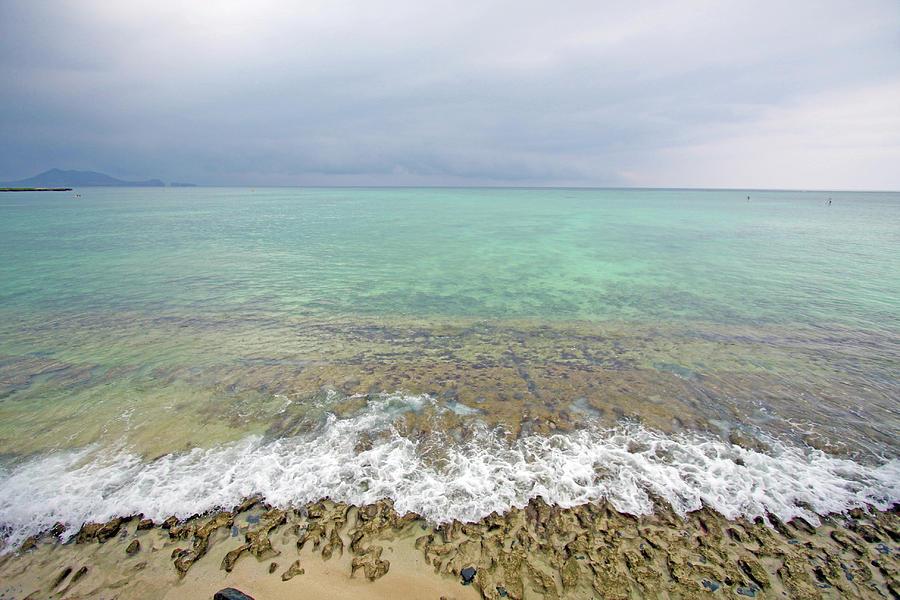 Kailua Beach Photograph - Kailua Storm by Ty Helbach