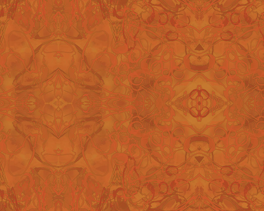 Kaleid Abstract Moroccan by Kristin Doner
