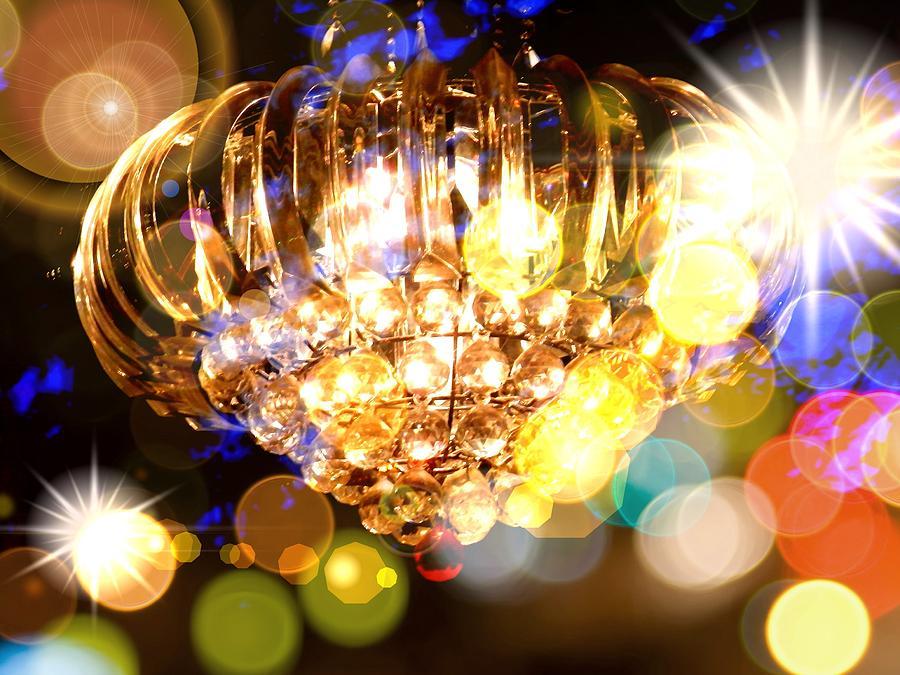 Kaleidoscope of Light by Deborah Kunesh