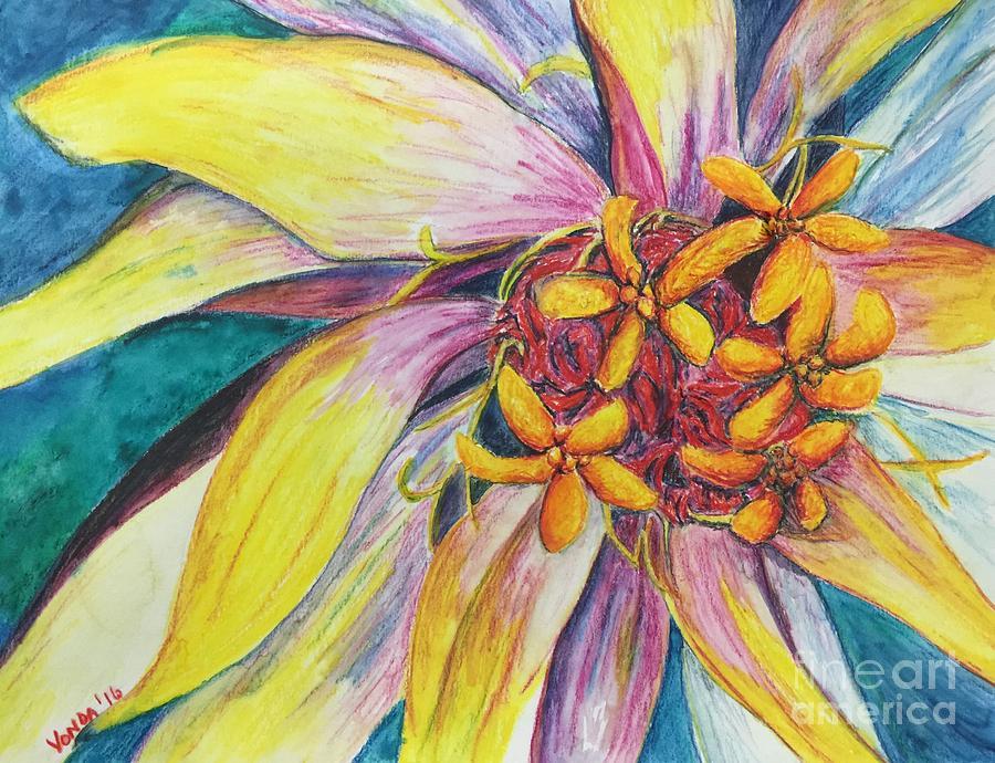 Kaleidoscope  by Vonda Lawson-Rosa