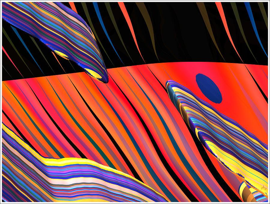 kali.fa-Papillon - Callg. 10z11m9 Digital Art by Terry Anderson