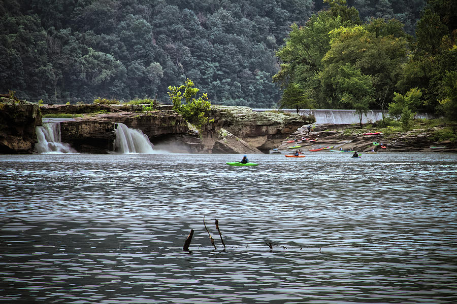 Kanahwa Falls Festival by Daniel Houghton