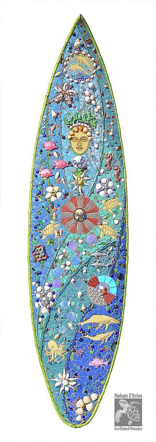 Kanaloa Hawaiian Sea God by Nadean O'Brien