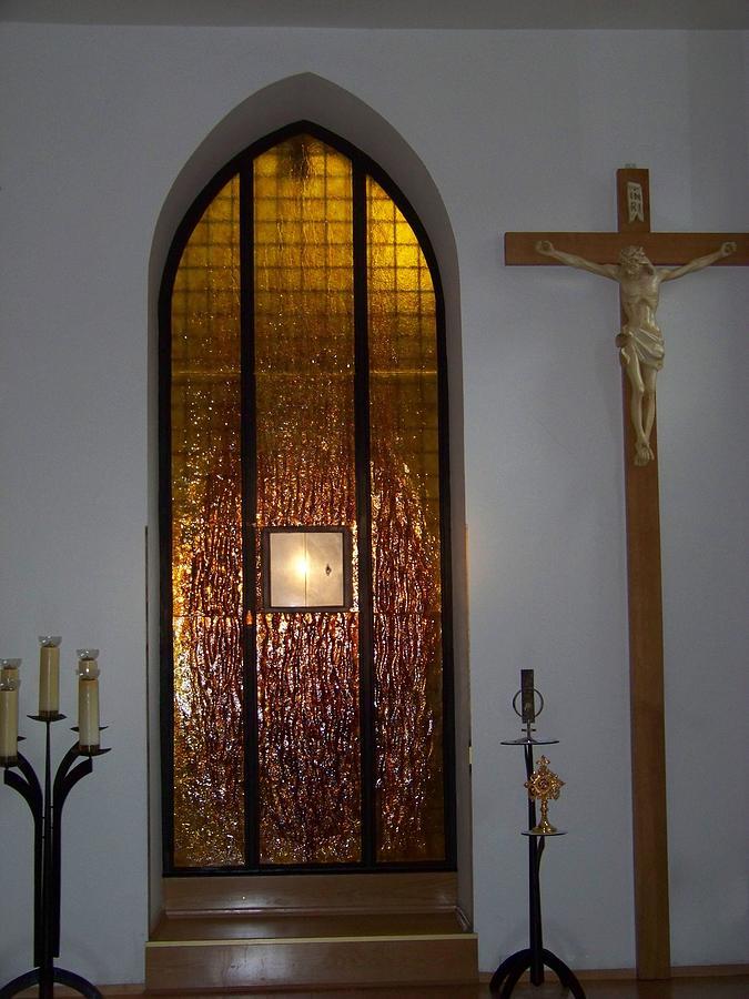 Kaplica by Justyna Pastuszka