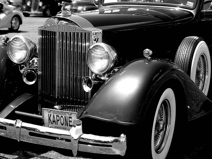 Car Photograph - Kapone by Audrey Venute