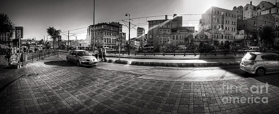 Karakoy Photograph - Karakoy by Kadir Murat Tosun