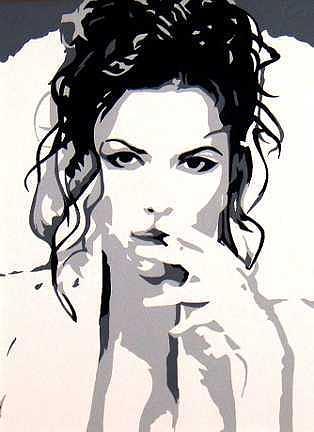 Kari Painting by Michael James Toomy