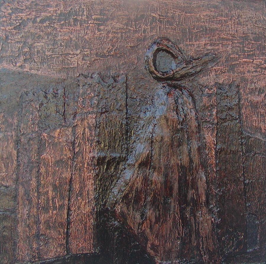 Kasbah 04 2008 Relief by Mohamed-Hosni Belkorchi