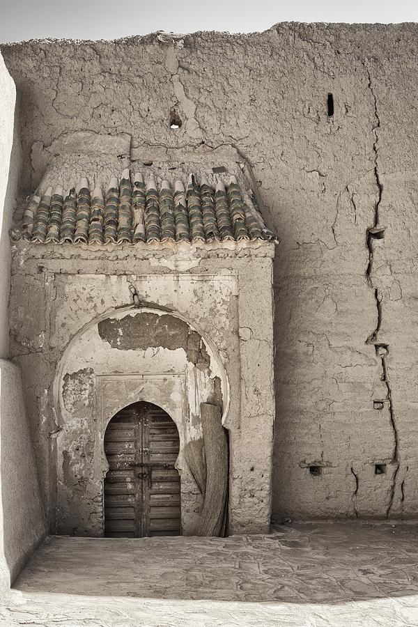 Kasbah Door by Geoff Coleman