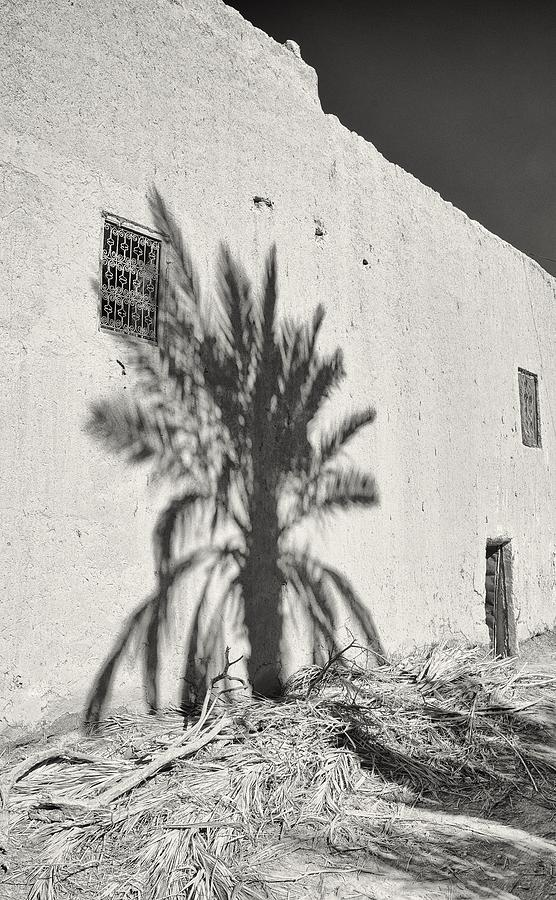 Kasbah Wall by Geoff Coleman