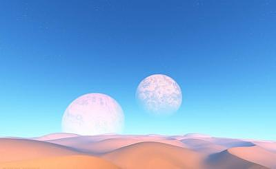 Planets Digital Art - Kashmir by Graham Conrad