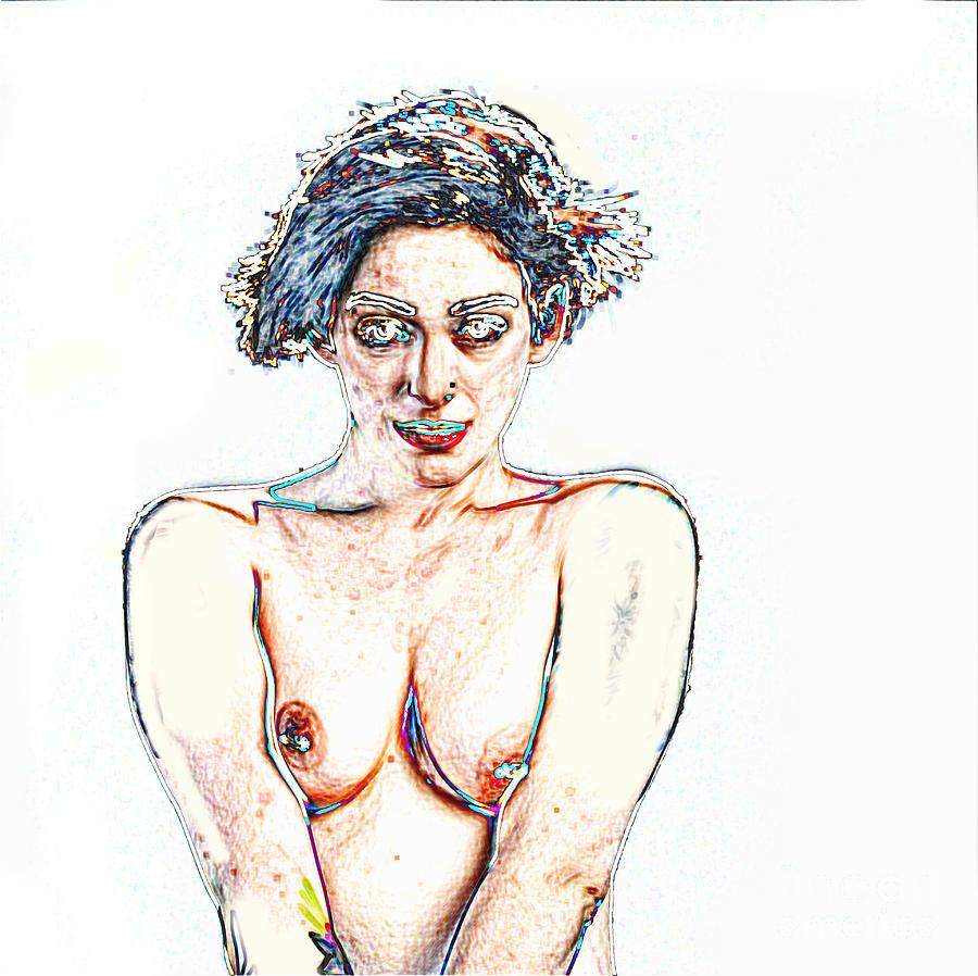 Nude girl fine art, bizarre pussy penetration galleriestures
