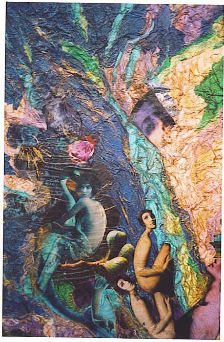 Katrina Mixed Media by Rani Scott