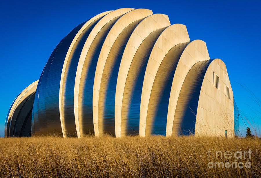 Kauffman Center For The Performing Arts Photograph