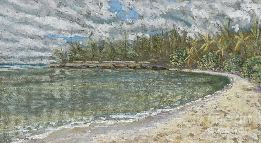 Bay Pastel - Kawela Bay by Patti Bruce - Printscapes