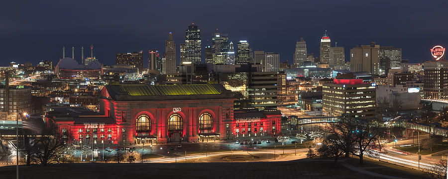 KC Red by Ryan Heffron