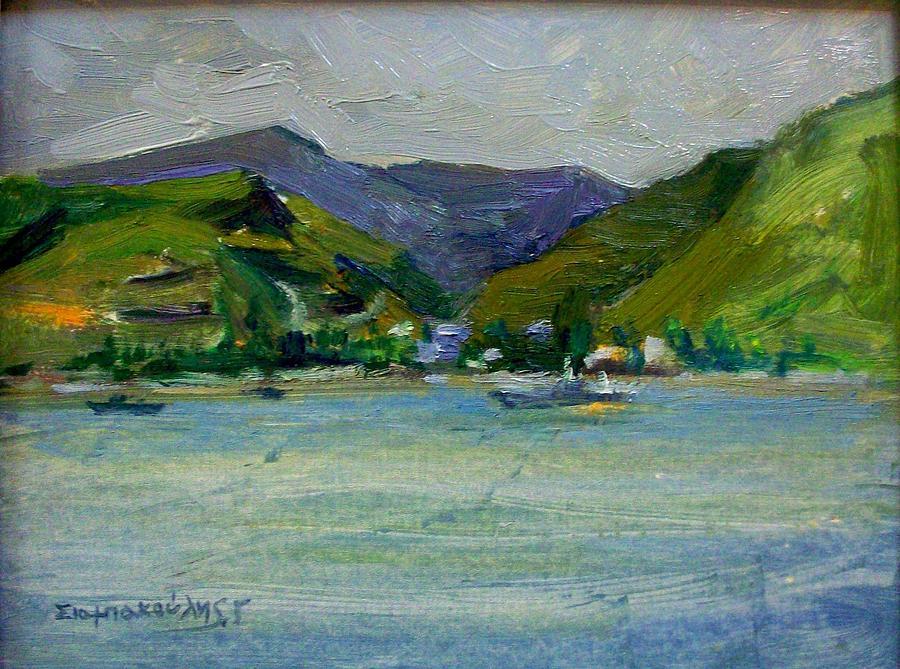 Kea Painting by George Siaba