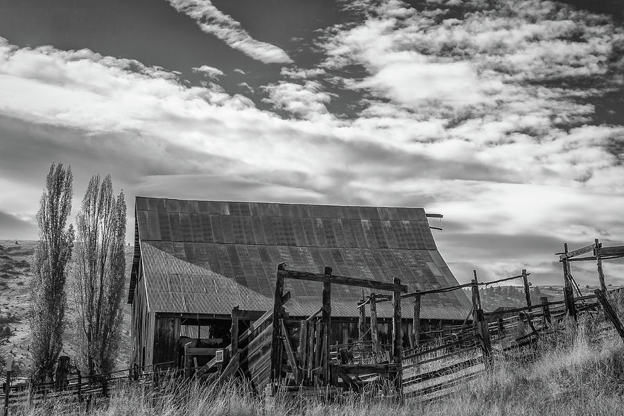 Barn Photograph - Keep Out by Corey OHara