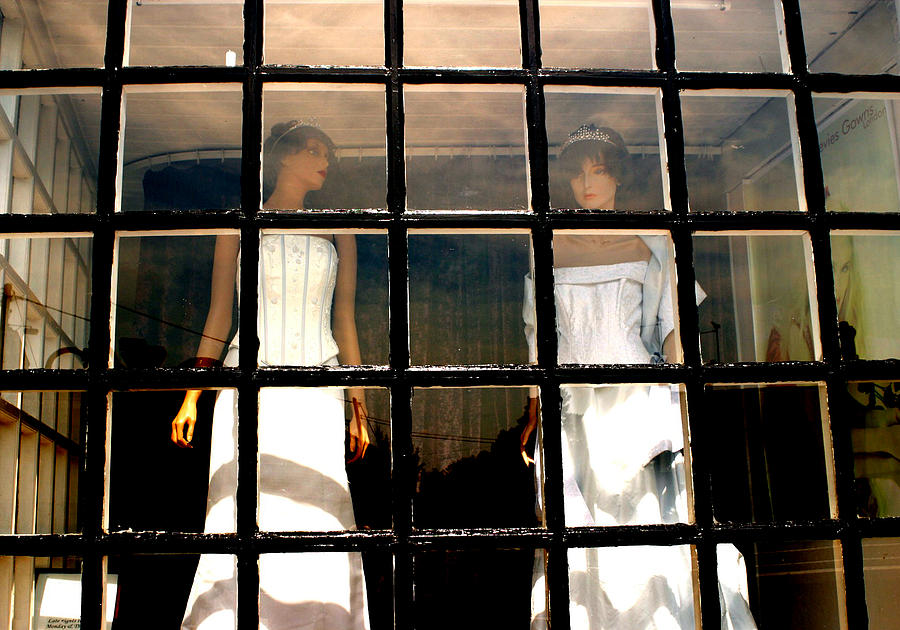 Photographer Photograph - Keep Us Caged by Jez C Self