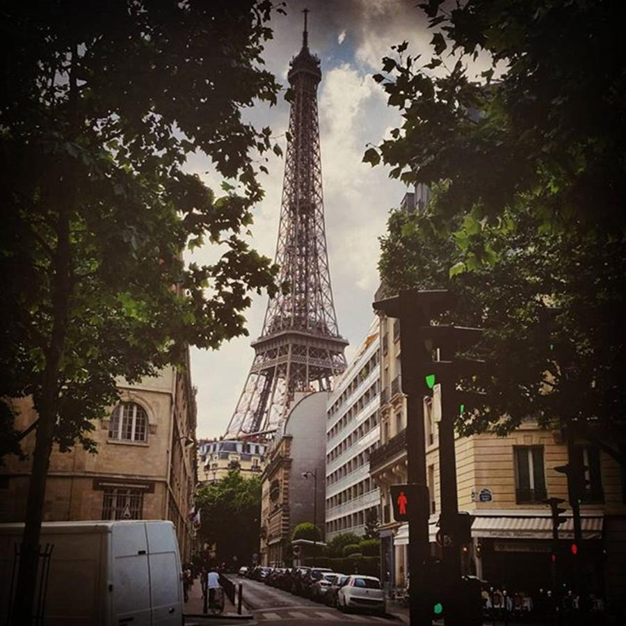 Paris Photograph - Keep Your Eyes Open Because Beauty Is by Jenny Jen