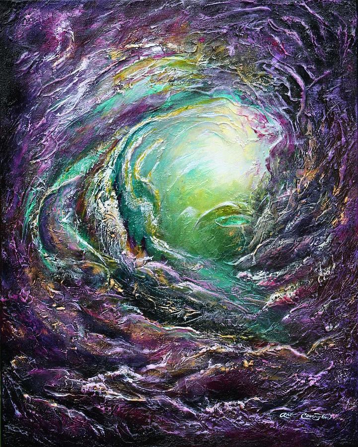 Keeper of the Nebula by Arthur Covington