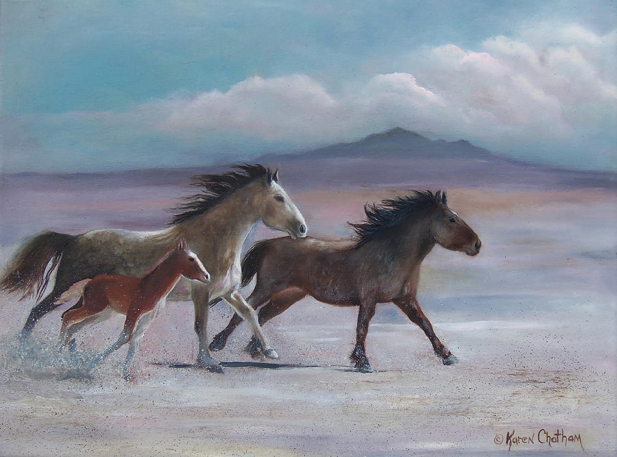 Keepers of the Desert by Karen Kennedy Chatham