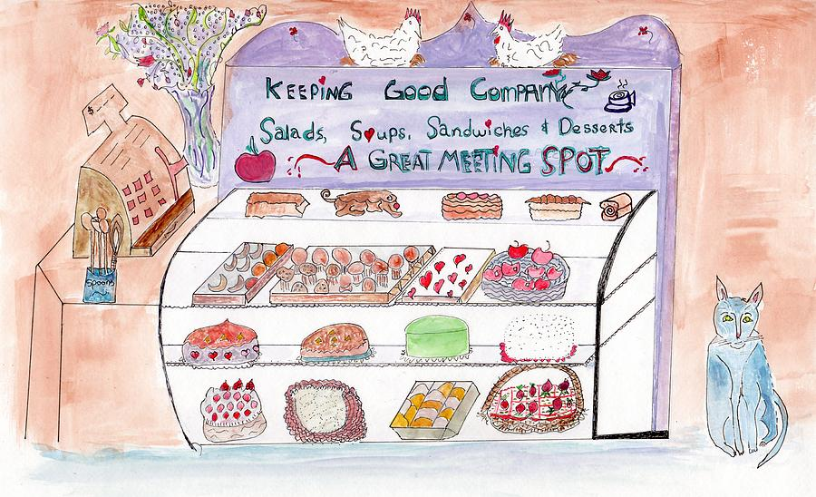 Keeping Good Company by Helen Holden-Gladsky