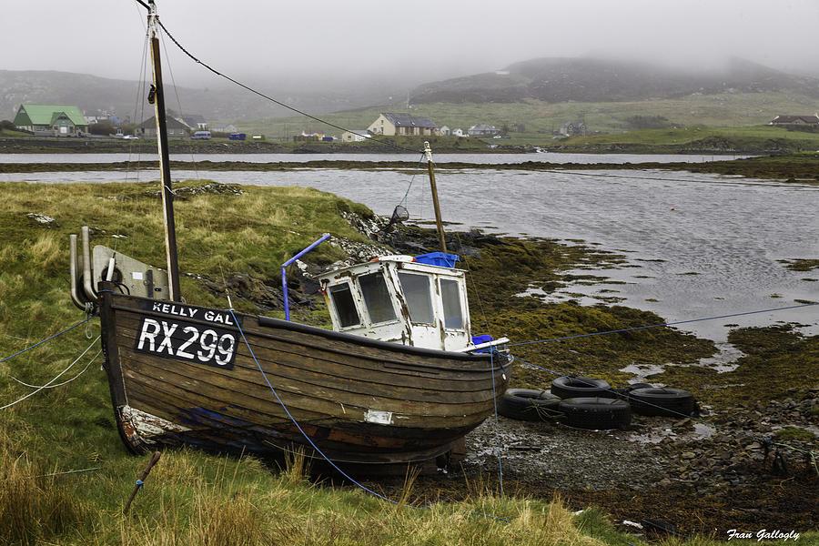 Boat Photograph - Kelly Gal by Fran Gallogly
