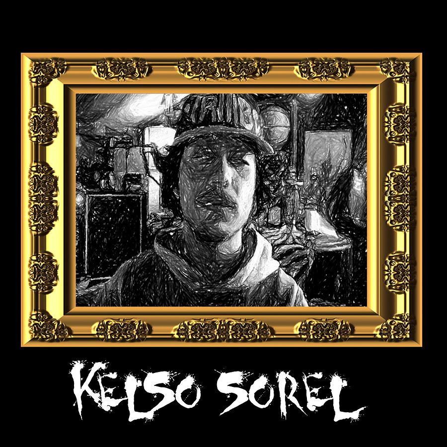 Kelso Sorel Painting by Chief Hachibi