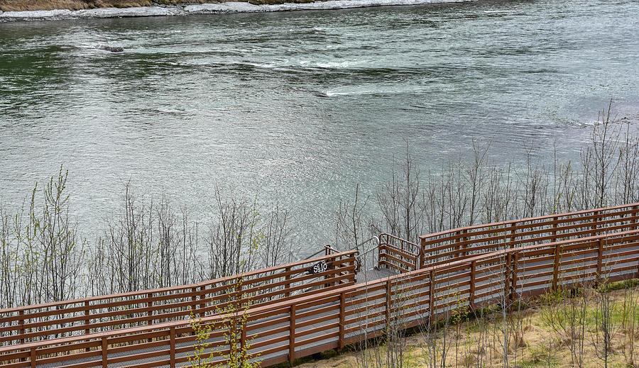 Kenai River Photograph - Kenai River by Crewdson Photography