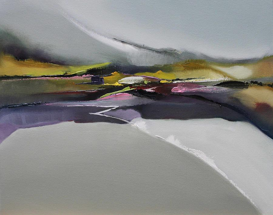 Abstract Painting - Kenmare by Ronald Dykes