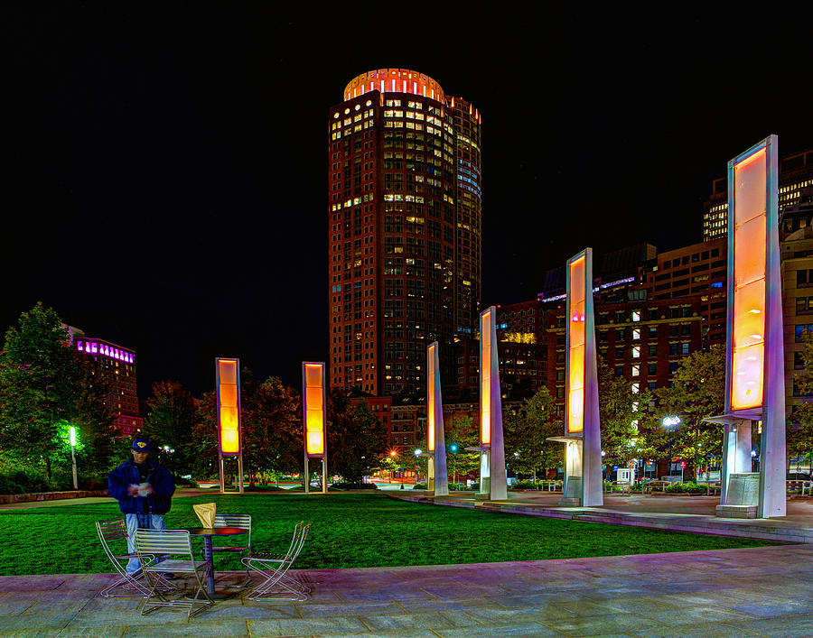 Kennedy Greenway 2637 Photograph