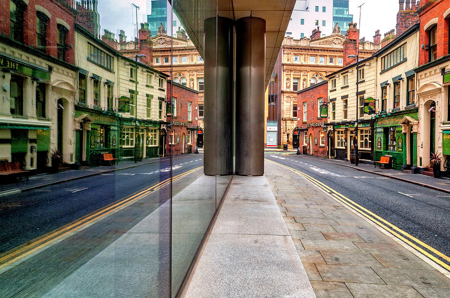 Kennedy Street, Manchester by Neil Alexander Photography