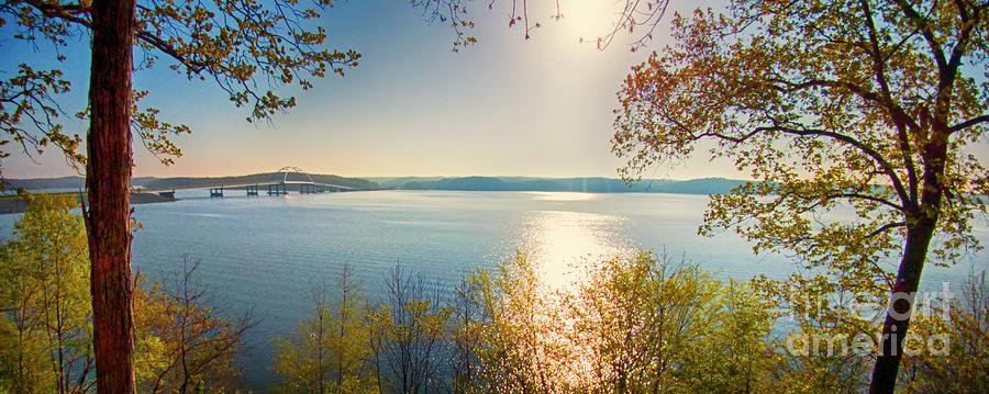 Landscape Photograph - Kentucky Lake by Ricky L Jones