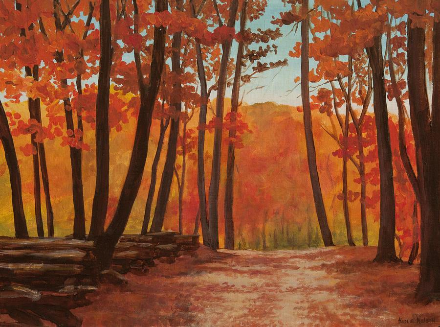 Kentucky Reverie by Heidi E Nelson