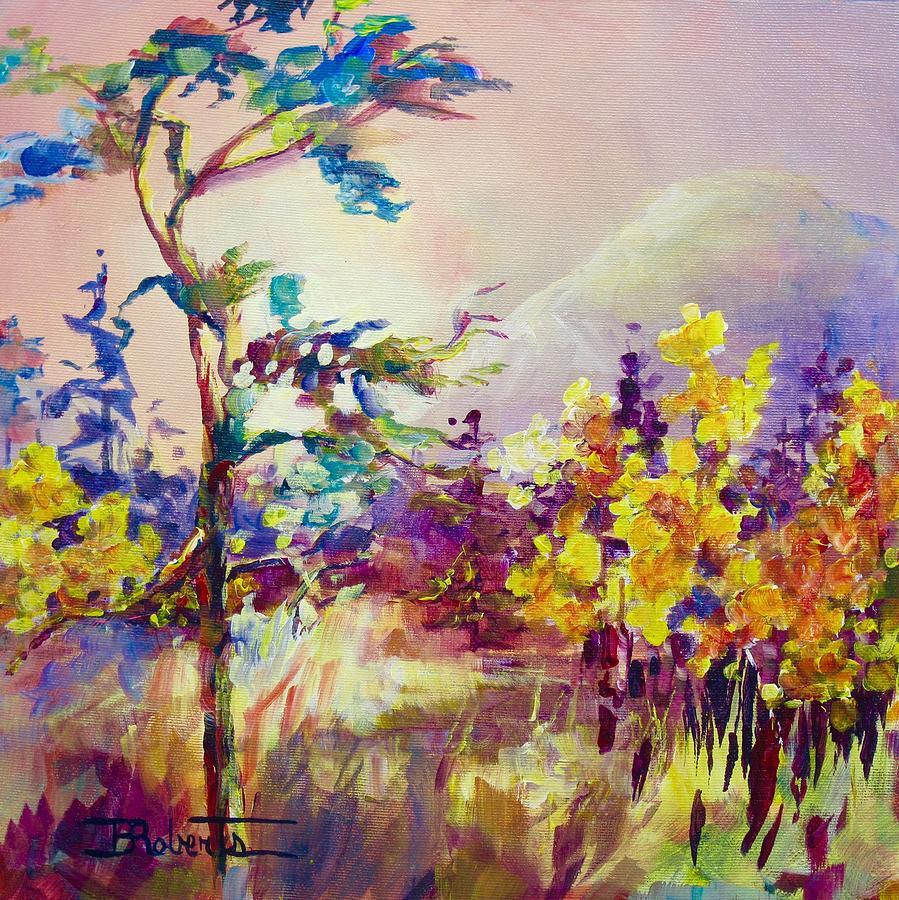 Keremeos Autumn by Bonny Roberts