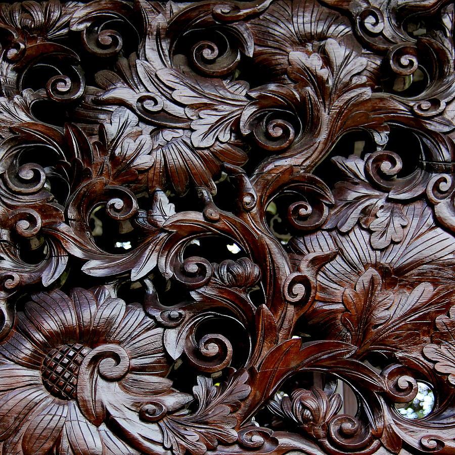 Wood Photograph - Kew London England 99 by Per Lidvall