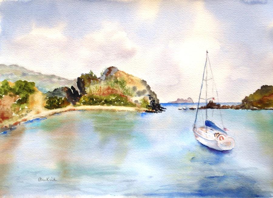 Key Bay, Peter Is. by Diane Kirk
