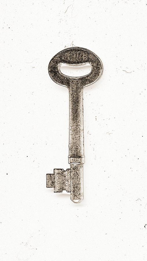 Key Photograph - Key to the Union photo art by Karla Beatty