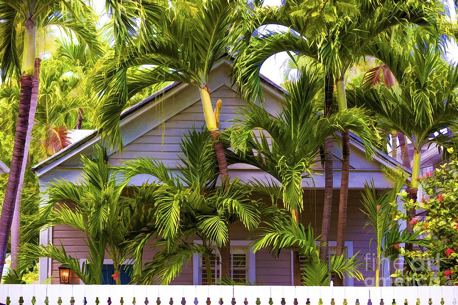 Bungalow Photograph - Key West Bungalow by C W Hooper